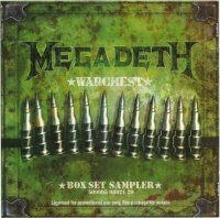 Megadeth-Warchest [Promo Sampler]