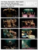 Rammstein-Mann Gegen Mann HD 720p