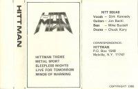 Hittman-Metal Sport