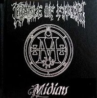 Cradle Of Filth — Midian (Limited Leather Digibook 2001) (2000)