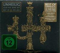 Unheilig-Alles hat seine Zeit: Best of 1999-2014 (3CD)