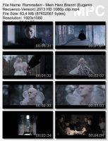 Rammstein-Mein Herz Brennt (Eugenio Recuenco Version) HD 1080p