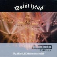 Motorhead-No Sleep \'Til Hammersmith (Deluxe Ed. / Remaster 2008)
