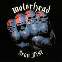 Motorhead-Iron Fist (2CD Reissued 2006)