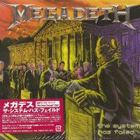 Megadeth-The System Has Failed