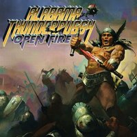Alabama Thunderpussy-Open Fire