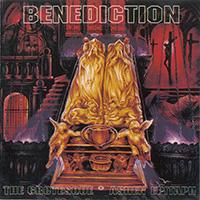 Benediction-The Grotesque / Ashen Epitaph