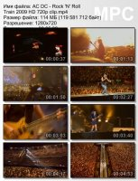 AC/DC-Rock \\\'N\\\' Roll Train HD 720p