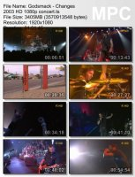 Godsmack-Changes (HD 1080p)
