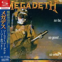 Megadeth-So Far, So Good... So What! (SHM CD 2013)