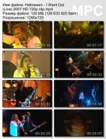 Helloween-I Want Out (Live) HD 720p
