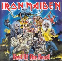 Iron maiden-Best of the beast