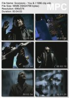 Клип Scorpions — You & I (1996)