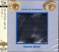 Uriah Heep-Look At Yourself [2010 Japanese Remastered]