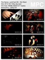JunkYard 69-We Want War (HD 720p)