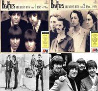 The Beatles-Greatest Hits (Star Mark Compilation, 4CD)