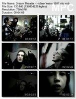 Клип Dream Theater — Hollow Years (1997)