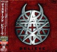 Disturbed-Believe [Japan Edition]