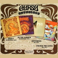Gypsy - Anthology 1970-73 (4CD Box Set)