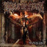 Cradle Of Filth-The Manticore & Other Horrors [Germany Deluxe Edition Digipak]
