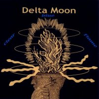 Delta Moon-Clear Blue Flame