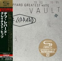 Def Leppard-Greatest Hits: Vault (Japanese Edition) 2CD