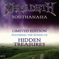 Megadeth-Youthanasia (Japan Ltd Ed.)