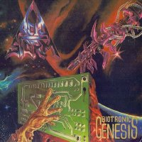 Acid Storm - Biotronic Genesis [2016 Re-Issued] (1991)