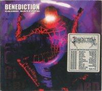 Benediction-Grind Bastard (Digipack / 1st Press)