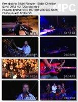 Night Ranger-Sister Christian (Live) (HD 720p)