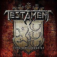 Testament-Live at Eindhoven '87
