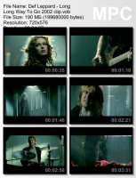 Def Leppard-Long Long Way To Go