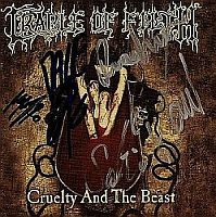 Cradle Of Filth-Cruelty And The Beast  [First original English edition]