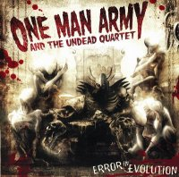 One Man Army And The Undead Quartet-Error In Evolution (Digipak Edition)