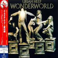 Uriah Heep-Wonderworld (2004 Japanese Ed.)