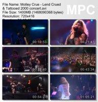 Motley Crue-Lend Crued & Tattooed (DVDRip)
