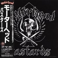 Motorhead-Bastards (Japan Ed.)