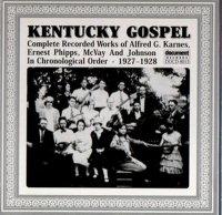 Various Artists-Kentucky Gospel 1927-28