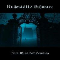 Ruhestätte Schwarz-Dark Wave Sex Zombies