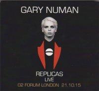 Gary Numan-Replicas Live