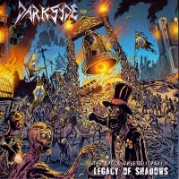 Darksyde — The Apocaly Bell Part II — Legacy Of Shadows (2015)
