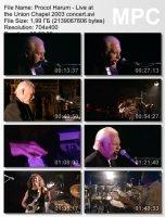 Procol Harum-Live At The Union Chapel (DVDRip)