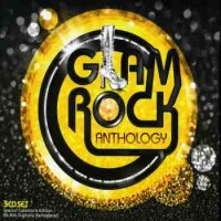 Various Artists-Glam Rock Anthology(3 CD Box Set)