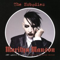 Marilyn Manson-The Nobodies (Korea Limited Edition)