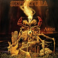 Sepultura-Arise (Re-Issue 1997)