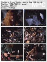 Клип Dream Theater — Another Day (1992)