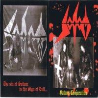 Sodom-Satan\\\'s Conjuration - Witchhammer [Demo] + Live in Essen [Bootleg]