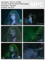 Celtic Frost-Live In Hammersmith Odeon (DVD video)