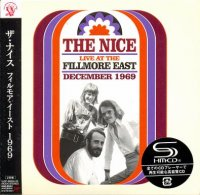 The Nice-Live At The Fillmore East December 1969