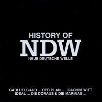 Various Artists-History Of NDW: Neue Deutsche Welle